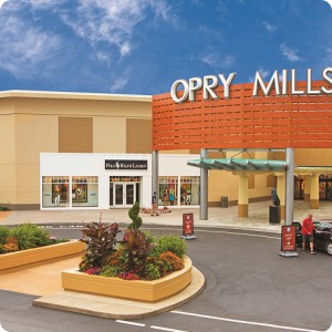 Opry Mills Entry 2- Exterior